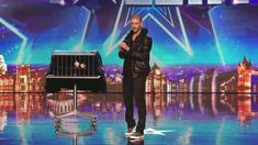 cool #Darcy Oake WOWS Judges with Magic!  #GotTalent