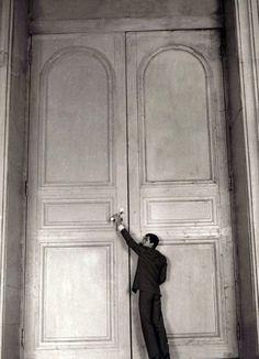 """""""The Trial"""" (1962, Dir. Orson Welles)"""