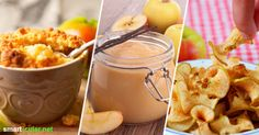 The apples ripen in all gardens, in parks and on highways - Here are ten varied recipes to preserve Apple Harvest, Homemade Breakfast, Pudding Desserts, Cooking Chef, Apple Recipes, Diy Food, Soul Food, Sweet Treats, Food And Drink