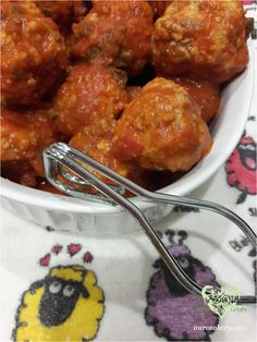 "Meatballs – The Works  Our little guy refers to these as ""meeehhht baaawwhhs"" and does a little happy dance in his highchair, while licking his bottom lip. Be sure to follow us on instagram, pintrest and our blog!  http://ht.ly/GFcZ308YQTO  #ourcookery #italianmeatballs #siciliancooking #italianamericancooking #toddlerfriendly #toddlerfood #toddlereats #cooking #foodblog #recipeblog #bloggerlife #momblog #momlife #italiancooking #italianrecipes #healthy #health #healthycooking…"