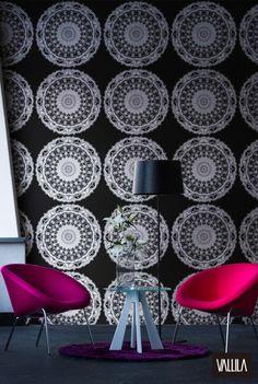 『Import Wallpaper TECIDO GRIS GRIS VALLILA 4977-3』 http://item.rakuten.co.jp/interior-cozy/4977-1_4977-3/ #wallpaper #interior #diy #fin #輸入壁紙 #壁紙