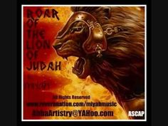 ROAR OF THE LION OF JUDAH (Song) by miYah