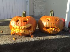 Halloween pumpkins made in Sweden A Pumpkin, Pumpkin Carving, Creative Pumpkins, Halloween Pumpkins, Sweden, How To Make, Ideas, Halloween Gourds, Pumpkin Carvings