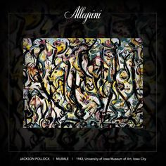 "Allegrini is a proud supporter of intrapresæ Guggenheim. Which produces exhibits like the current "" Jackson Pollock, mural. Energy made visible "", Presented by The Peggy Guggenheim Collection."