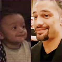 Roman Reigns Daughter, Roman Reigns Family, Wwe Superstar Roman Reigns, Wwe Roman Reigns, Roman Empire Wwe, Roman Reigns Dean Ambrose, Roman Regins, Wwe World, Fathers Love