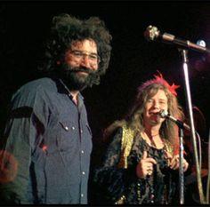 1971: Classic Rock's Classic Year #jerrygarcia #janisjoplin