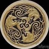 Three Celtic Horses   irish   Pinterest