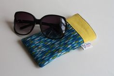 keep your sunnies safe with this cute sunglasses pouch from FlyChicks  only $17.50