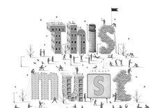 Typo: Illustrated Type..Adam Simpson