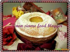 Ciambella soffice al limone, ricetta senza burro  #ricette #food #recipes