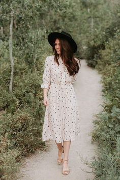 Modest fashion Short Sleeve Dresses