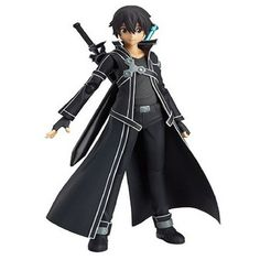 Japanese Anime Figures Sword Art Online Pvc Figures Kirigaya Kazuto Cartoon Toys 15cm Toys Kid Gift Collection Models For Gifts