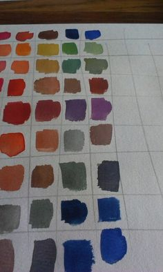 Your cool palette