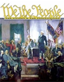 Free Homeschooling Curriculum for US History/Civics: Free homeschooling curriculum for your home school or homeschool co-op US history or civics class! Check it out...  I found an old text book from the center