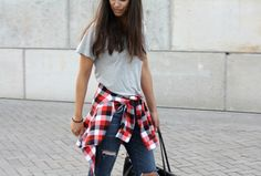 Flannel Outfit 2