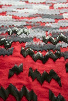 A Textile a Day: Abigail Gardiner