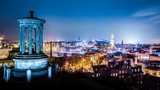 Explore Edinburgh at night with our selection of the best tours