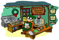 www.northpole.com - a fabulous website filled with tons of stuff for kids and adults.  Love it!