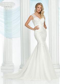 Da Vinci Bridal Gown Style - 50413