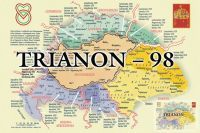 Trianon the shame of europe Versailles, Hungary, Europe, Map, Location Map, Maps