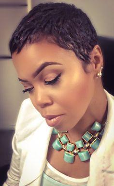 IG: kiki_onthe_gram #shorthair #thecutlife Short hair styles  KikiH