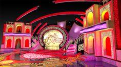 STAGE DESIGN BOLLY VAGANZA ANTV 2015 on Behance