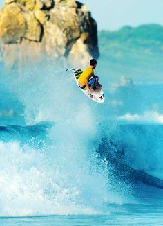 Tomás Valente... surfing... in Fernando de Noronha, Brasil...