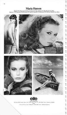 MARIA HANSON 1979