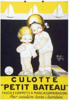 """hobbit Retro """"Petit Bateau"""" advert Maika Makovski Poster by MARIN DSGN Funny Encouragement Ecard: May your performance on the bar exam make . Funny Commercials, Funny Ads, You Funny, Pub Vintage, Vintage Labels, Funny Encouragement, Etiquette Vintage, French Kids, Commercial Ads"""
