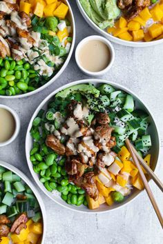 Food To Go, I Love Food, Good Food, Pureed Food Recipes, Healthy Recipes, Eating Alone, Eating Vegetables, Food Bowl, Asian Recipes