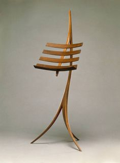 Vladimir Kagan music stand, 1962                                                                                                                                                                                 More