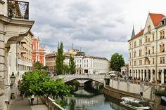 ljubljana sehenswürdigkeiten im Slowenien Reiseführer http://www.abenteurer.net/2810-slowenien-reisefuehrer/
