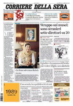 Dal Corriere della Sera - La lettura: Giovanna Rosadini parla del dibattito sulla Poesia di questi giorni e cita la Samuele Editore