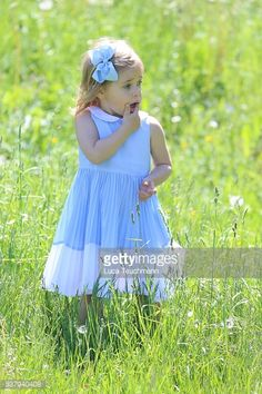 Princess Leonore with her parents Chris O'Neill and Princess Madeleine of Sweden Visit stables in Gotland   June 3, 2016
