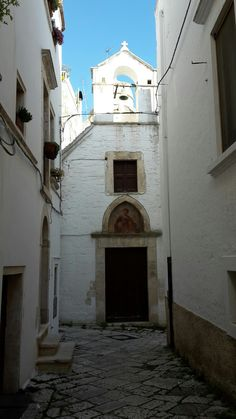 """Chiesa di Santo Stefano """" piccolo """", Putignano ( BA ) #invasionidigitali #InvadiAmoPutignano"""