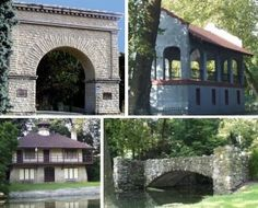 Snyder Park - Springfield, Ohio ...  My Daddy was Park Police here for several years when I was a teen.