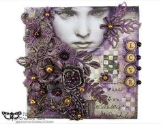 Mixed Media Collage Tutorial by Anna Dabrowska