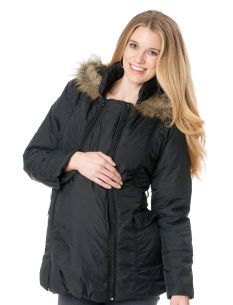 eaa8239b670fb Modern Eternity 3 In 1 Maternity Coat. Looks great before and after prego me!  I have to have this coat before heading to Utah.
