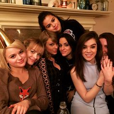 Camila Cabello Celebrates 18 With Taylor Swift, Selena Gomez, Hailee Steinfeld, & More!: Photo We've never been so jealous of not being invited to a birthday party - ever! Fifth Harmony's Camila Cabello had the ultimate star-studded birthday bash for the… Joey King, Jaime King, Taylor Swift Squad, Taylor Alison Swift, Dubstep, Dance Music, Taylor Swift Gallery, Selena And Taylor, Red Taylor