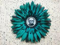 Frankenstein Daisy $5.95 www.mypinupcreations.com