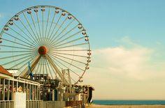 Wildwood NJ Ferris wheel