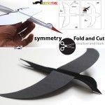 SYMMETRY – fold and cut