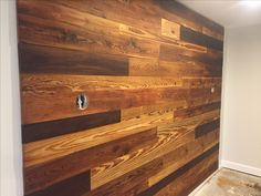 Headboard made with different species of antique wood. Butcher Block Cutting Board, Bamboo Cutting Board, Plank Walls, How To Antique Wood, Antiques, Google, Home, Photos, Antiquities