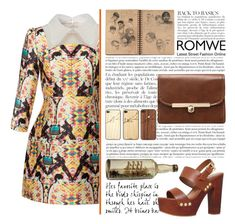 """""""Romwe 5."""" by selmagorath ❤ liked on Polyvore featuring Anja, Toast, Miss KG, vintage, women's clothing, women, female, woman, misses and juniors"""