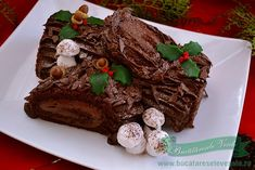 You searched for rulada - Pagina 2 din 14 - Bucataresele Vesele Rolls, Sweets, Beef, Desserts, Food, Christmas, Bakken, Meat, Tailgate Desserts