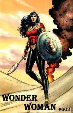 Wonder woman #602 - wonder-woman Photo