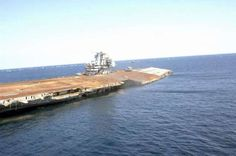 USS Oriskany – nicknamed Mighty O, The O-boat, and Toasted O – was one of 24 Essex-class aircraft carriers completed during or shortly after World War II for the United States Navy in 1945. It was sunk off Pensacola in May 2006.