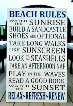 Beach Rules at Sandestin Golf and Beach Resort, www.beachguide.com/Destin/SandestinGolfBeachResort