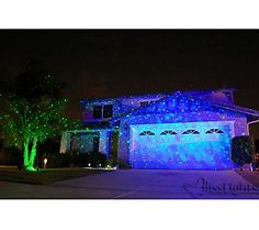 Anytime of year....anywhere in the country...BlissLights make a stunning, one-of-a-kind display... indoors or out!!