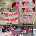 Decoration Ideas Centerpieces Party Favors Kid's Party Ideas Bridal/Baby Shower Ideas Carnival Party Ideas Western Party Ideas Patriotic Party Ideas Summer